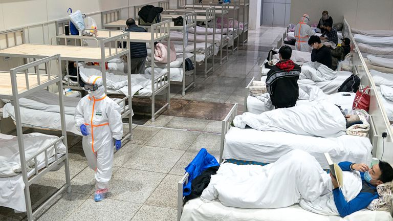 Coronavirus global death toll hits 2,120
