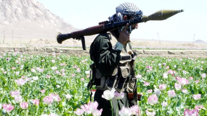 Afghanistan war: US and Afghan Taliban agree to partial truce