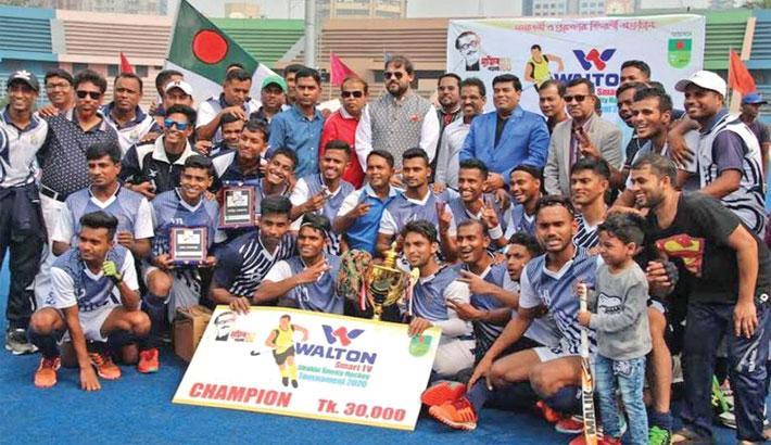 Navy clinch Bangabandhu Hockey