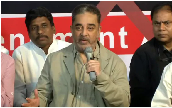 Kamal Haasan condoles death of 3 killed on sets of film
