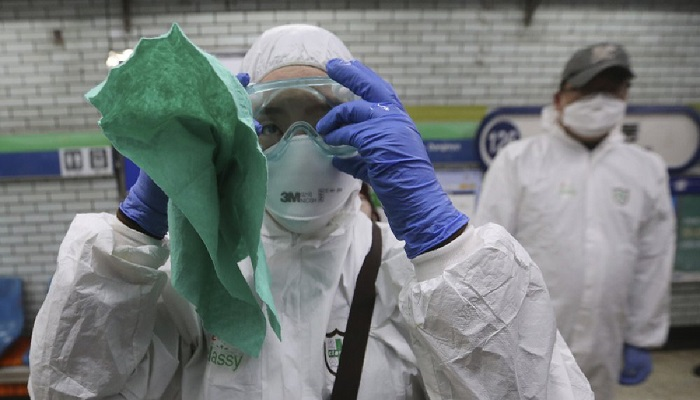 South Korea ups emergency response as viral cases surge