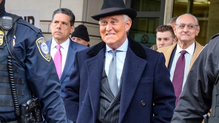 Trump's Advisor Roger Jailed for 3 years