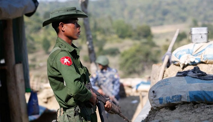 More Myanmar troops to be court-martialled
