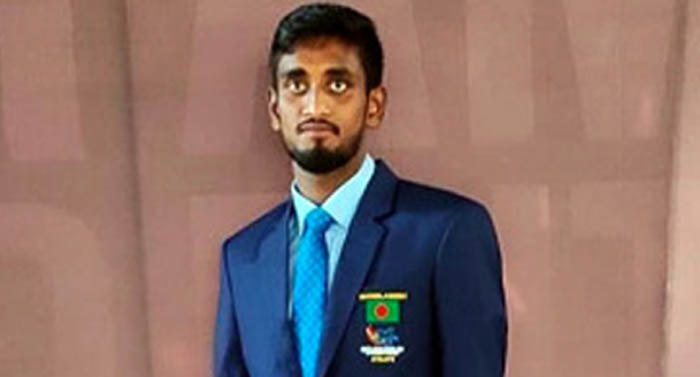 National handball team goalkeeper Sohanur Rahman killed in Kushtia road accident