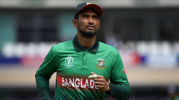 Mahmudullah unlikely to play in one-off ODI against Pakistan