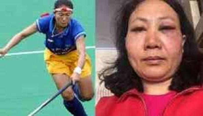 Indian Hockey captain, inspired