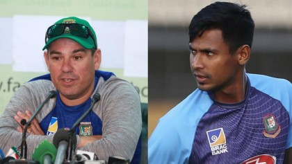 'Mustafiz is not ready to play Tests due to his poor form and fitness'