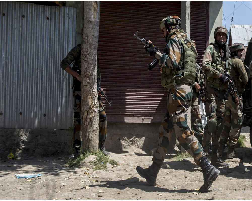 Jammu and Kashmir: Two LeT militants killed in Anantnag