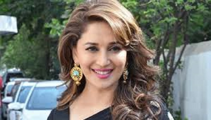 Madhuri Dixit's saris are to die for, check them out here