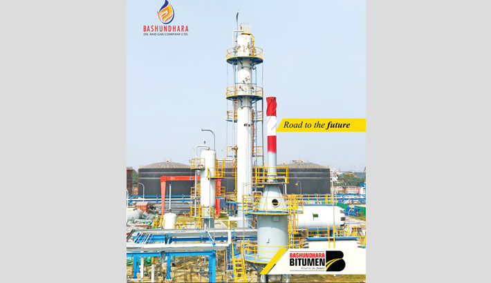 Bashundhara launches country's first-ever pvt Bitumen Plant today
