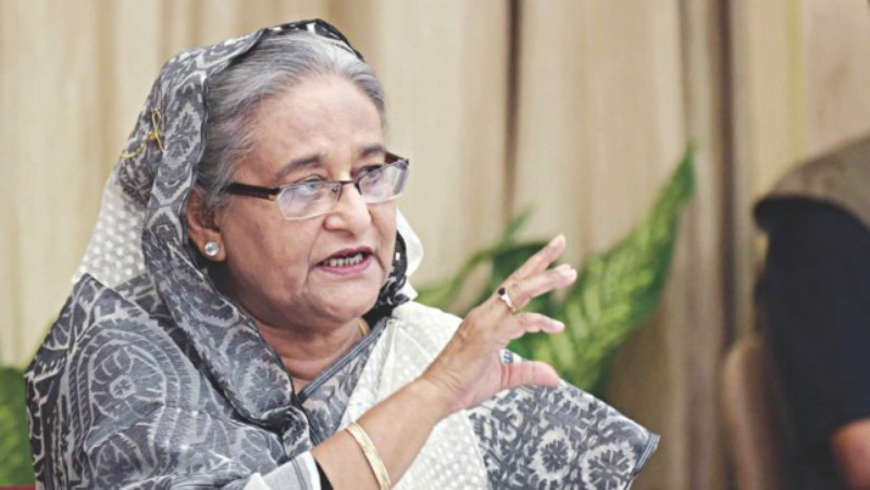 Prime Minister vows to build technology-based Bangladesh