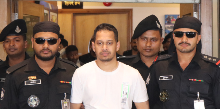 Top terror Jisan's close associate held