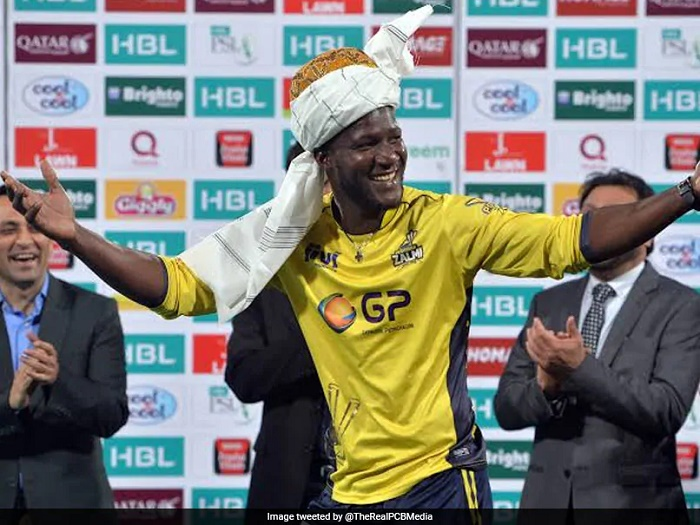 Darren Sammy to be given honourary citizenship of Pakistan
