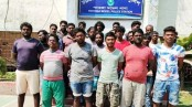 24 Sri Lankan fishermen arrested from Bay