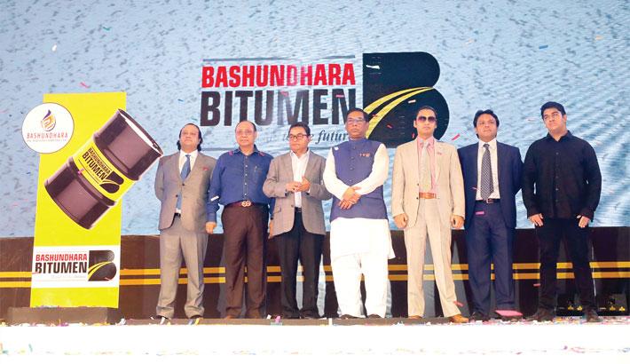Bashundhara Group launches mega bitumen plant