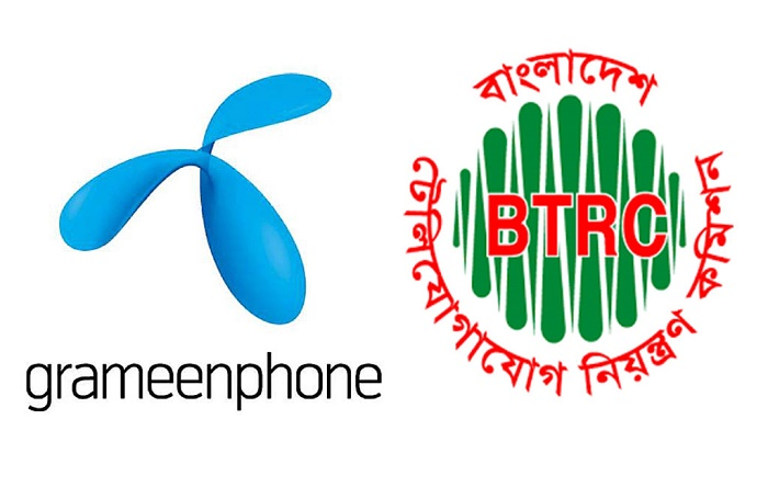 Grameenphone pays Tk 1,000 crore to BTRC