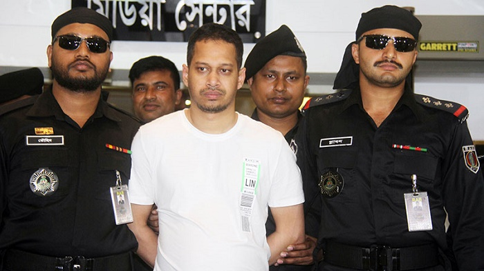 Top-terror Zeesan's aide Shakil remanded