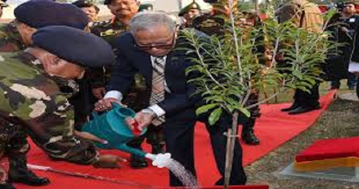 Acquire necessary technical, professional knowledge: President to forces members