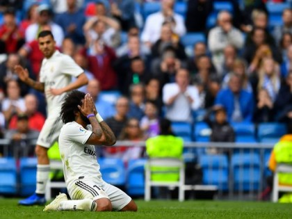 Real Madrid suffer shock defeat at Levante