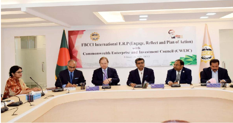 FBCCI President seeks more investment from Commonwealth countries