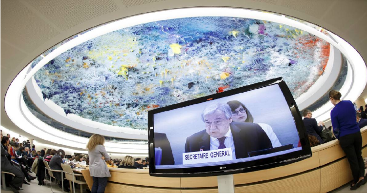 UN chief issues 7-point 'call to action' on human rights