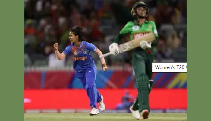 India beats Bangladesh by 18 runs in T20 WC