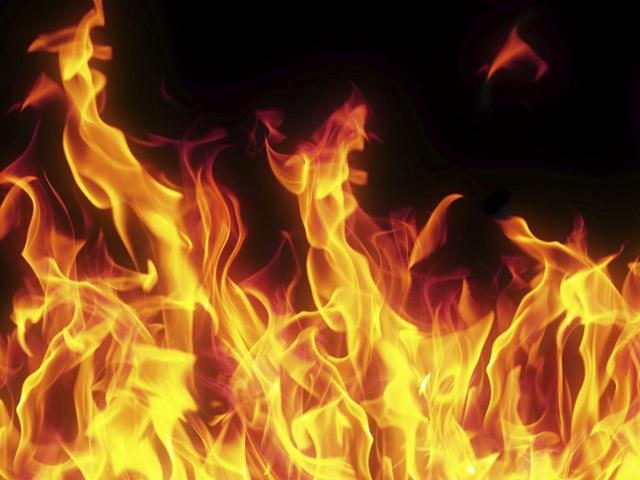Fire guts 9 shops in Chattagram