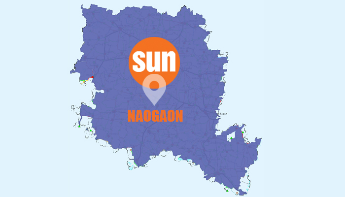 3 killed as truck rams auto-rickshaw in Naogaon