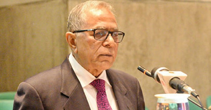 Be loyal to leadership, work with honesty: President to BGB recruits