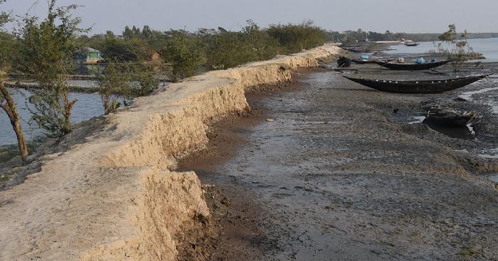 21-km embankment in Koyra upazila stands threatened