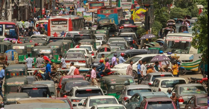 Decentralisation to help ease Dhaka's traffic gridlock: Mannan