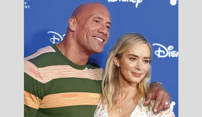 Emily is one of the most talented actors: Dwayne