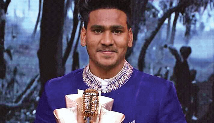 Sunny Hindustani wins Indian Idol 11
