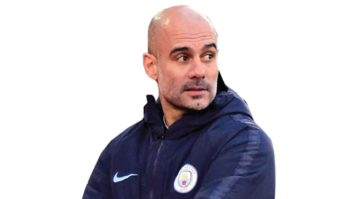 Guardiola wants to emulate Real