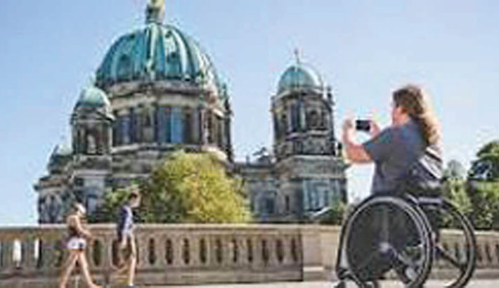 Barrier-free tourism for people with disabilities