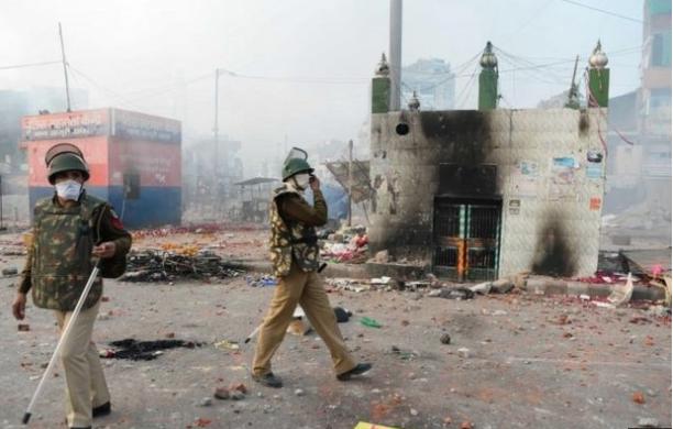 Delhi violence: death toll rises to 10