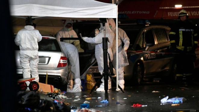 Volkmarsen attack: 52 injured after car drives into carnival crowd