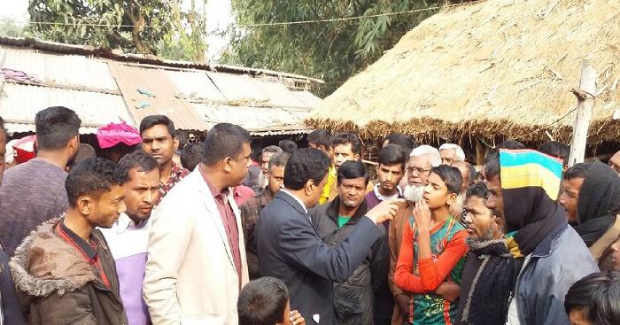 IEDCR team visits spot after 2 die of 'unknown disease' in Thakurgaon