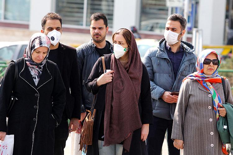 Three more dead in Iran coronavirus outbreak: state media