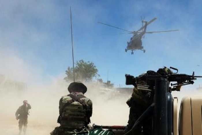 4 IS militants killed in Afghan army overnight airstrike