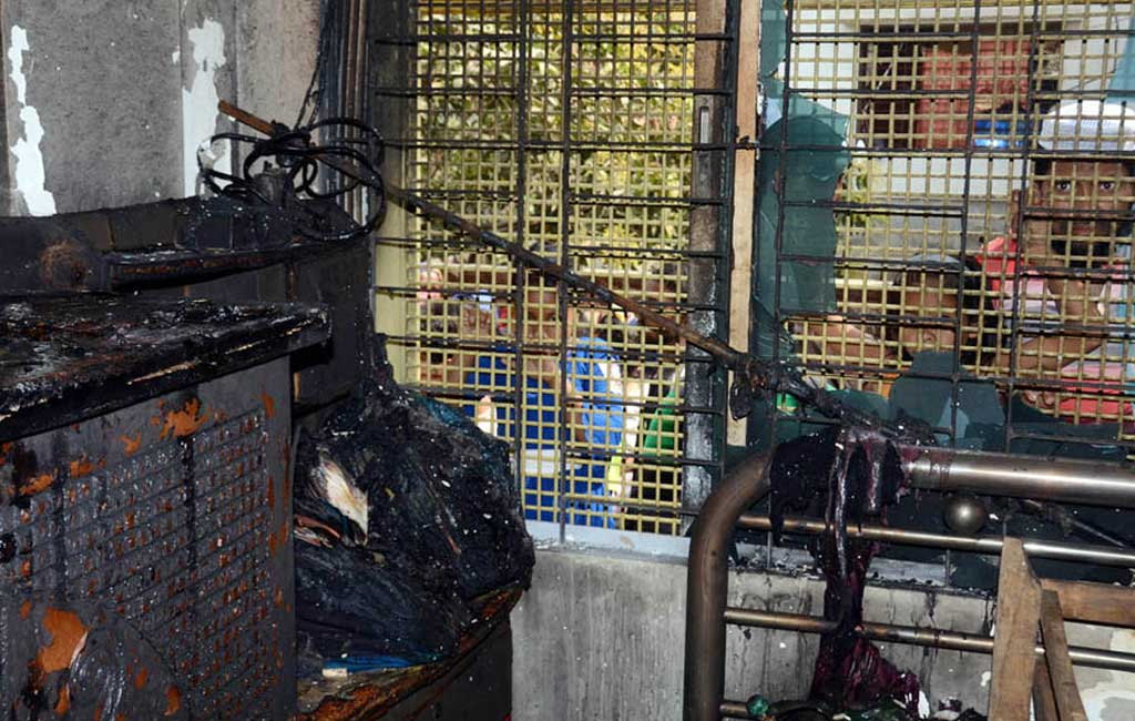 Three more Narayanganj gas fire victims dies at DMCH