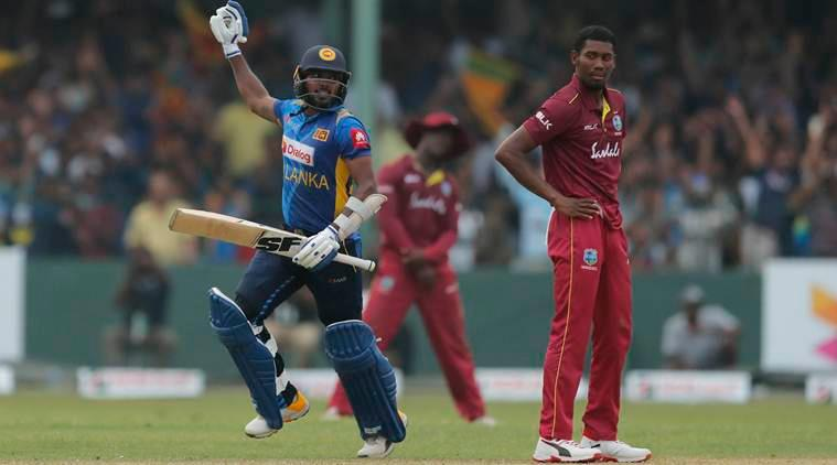 West Indies opt to bowl in second Sri Lanka ODI