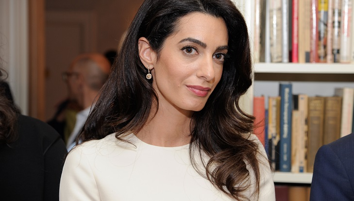 Maldives appoints Amal Clooney to fight for Rohingya at UN court