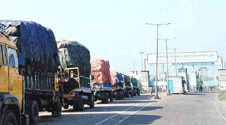 Export-import through Benapole remains suspended