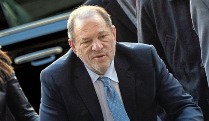 Harvey found guilty of rape in watershed case
