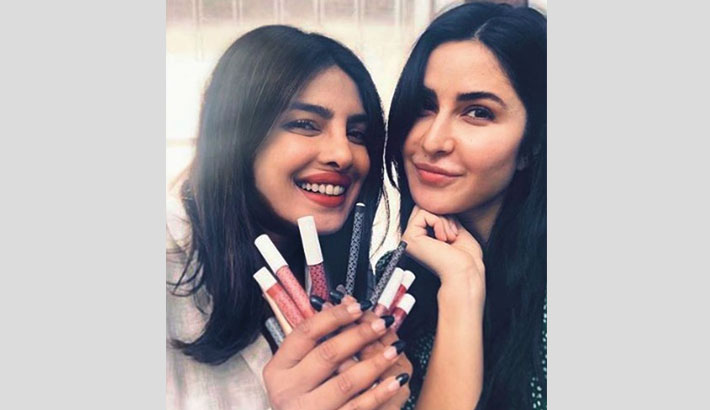 Priyanka, Katrina reminisce good old Kathak days