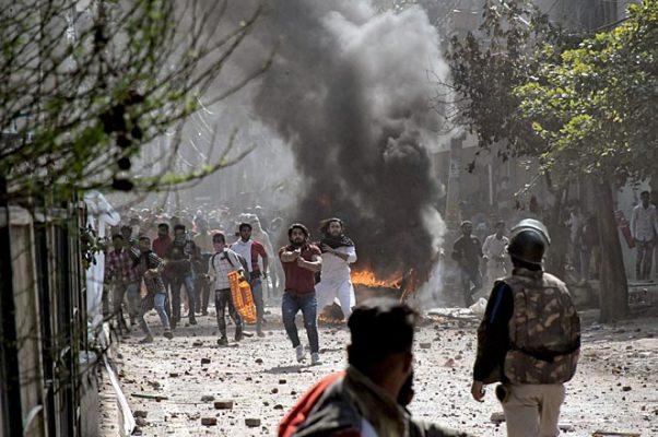 Death toll in Delhi violence rises to 19