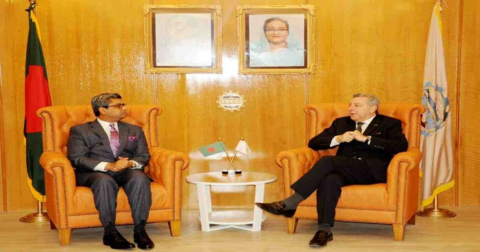 FBCCI President seeks closer business ties with Brazil