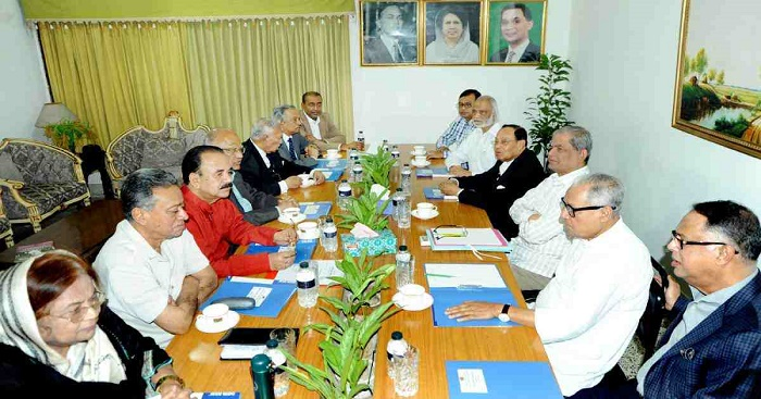 Khaleda's bail plea: BNP policymakers consult lawyers