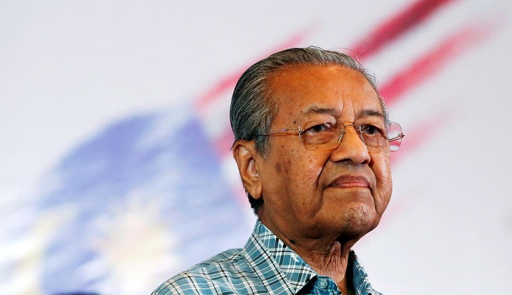 Mahathir proposes Malaysia unity govt after resignation